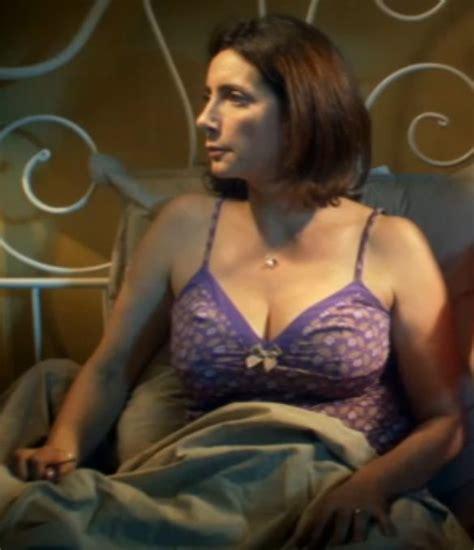Valérie Karsenti  nackt