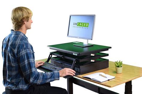 Amazon.com : Electric CHANGEdesk Tall Standing Desk