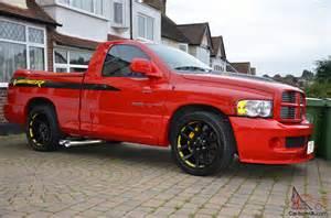Dodge Ram SRT 10 Truck for Sale