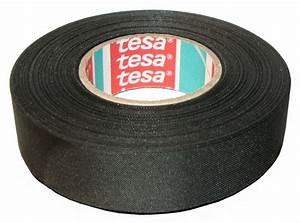 Tesa 51025 3  4 U0026quot  X 27 5yds  Adhesive Cloth Fabric Tape Cable Looms Wiring Harness