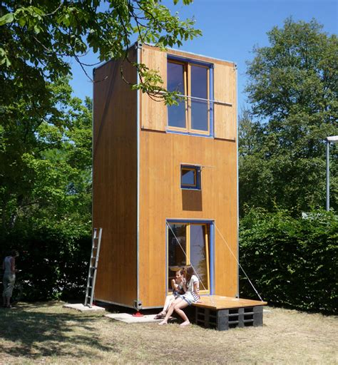 Luis Barragán Homebox Tiny House Swoon