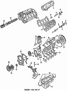 Engine Parts For 1995 Ford F
