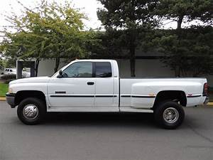 1998 Dodge Ram 3500 Laramie Slt  4x4  5 9l Diesel  Manual  79k