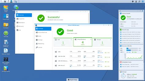 Synology® Releases Diskstation Manager 6.0