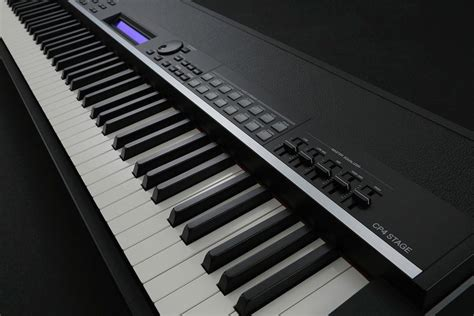 yamaha stage piano yamaha cp4 stage piano musical instruments