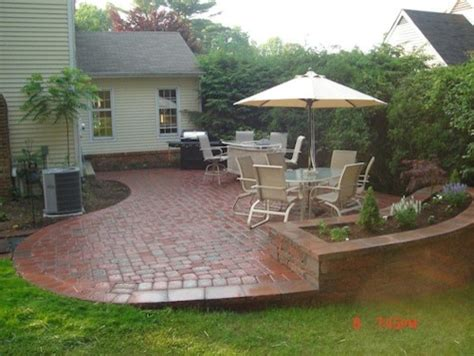 hardscape materials for patios hardscape designs traditional patio dc metro by