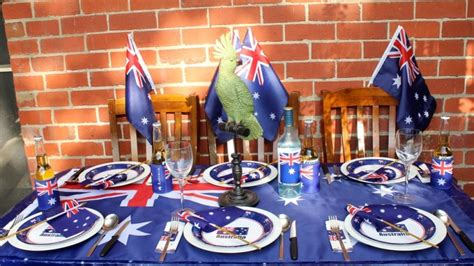 Australia Day Party Ideas  The Party People, Online Magazine