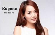 Eugene (Kim Yoo Jin) Korean Actress Picture Gallery