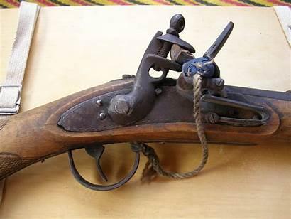 Flintlock Rifle Weapons