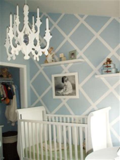 Nursery With Chandelier by The 36 Chandelier Project Nursery