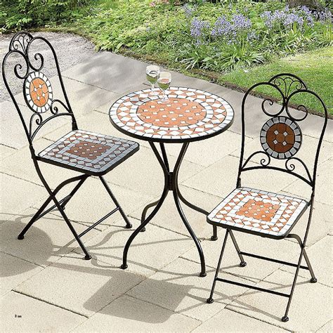 Small Patio Table And Chairs by Modern Outdoor Ideas Small Metal Garden Table White Dining