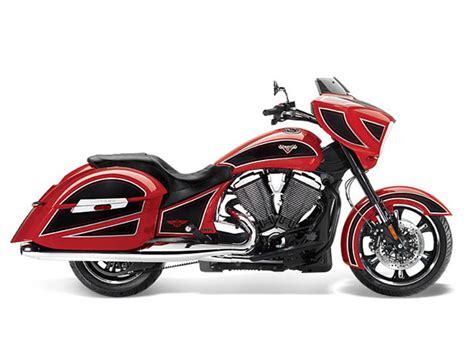2014 Victory Ness Cross Country Limited-edition