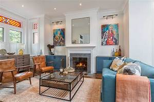 17, Comfy, Eclectic, Living, Room, Designs, That, Are, All, About, The, Chic