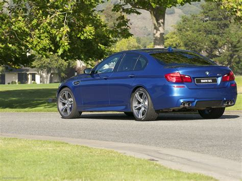 Bmw M5 2018 Exotic Car Picture 01 Of 8 Diesel Station