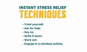 11 Effective Stress Management Techniques For Leaders ...