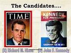 Presidential Election 1960 - Presentation History - SliderBase