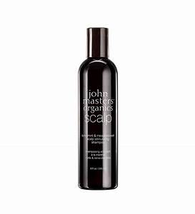 Spearmint  U0026 Meadowsweet Scalp Stimulating Shampoo  U2013 John