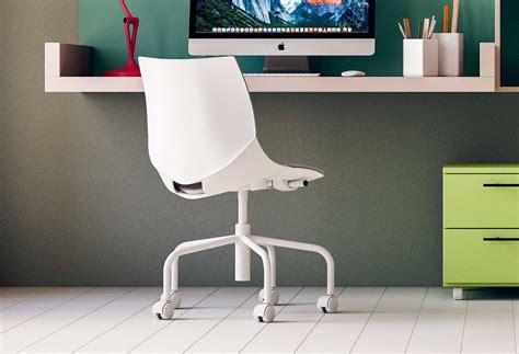 altezza sedia scrivania sedia per scrivania da ragazzi coral ruote clever it
