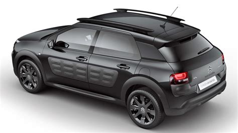 si鑒e social citroen con la versione just black citroën c4 cactus si rifà il look wired