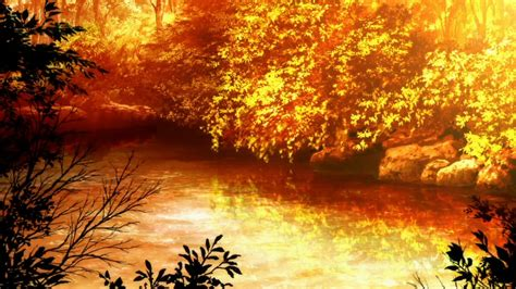 Anime Fall Wallpaper - anime fall wallpaper with 67 items