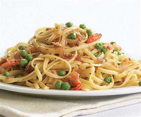pancetta linguine recipe pasta carbonara with peas recipe pancetta