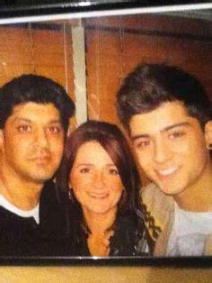 Zayn Malik Mother and Father