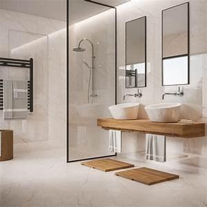 Porcelanato, Para, Banheiro, Saiba, Como, Escolher, O, Ideal