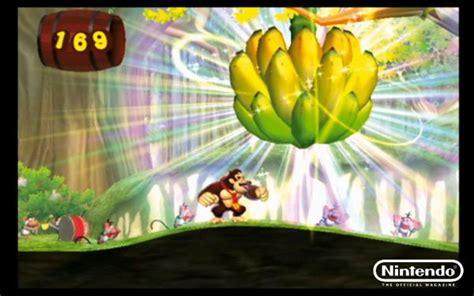 donkey kong jungle beat nintendo wii games reviews