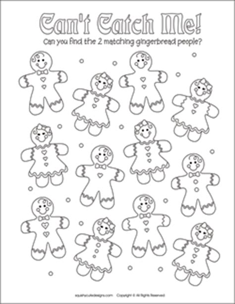 childrens christmas puzzles printable festival collections