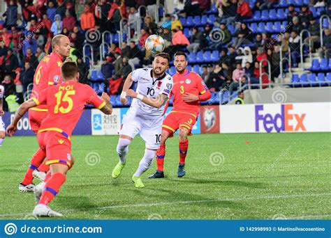 The third part presents the next match international euro cup. Players In Action At European Championship Qualifying ...