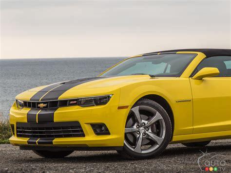 Camaro Reviews by 2015 Chevrolet Camaro Ss Convertible Review Editor S