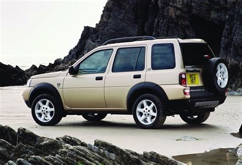 land rover freelander land rover freelander station wagon review 2003 2006