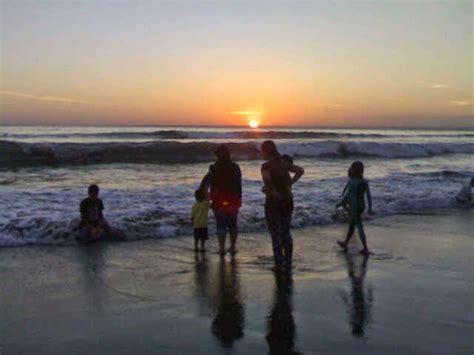 foto pangandaran photo tempat wisata pantai pangandaran