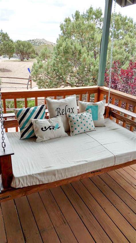 diy pallet swing bed grillo designs