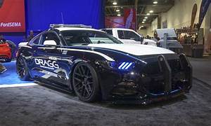 Ford Mustang Police Car - » AutoNXT
