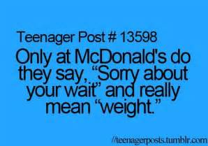 Funny Sarcastic Teenager Post Quotes