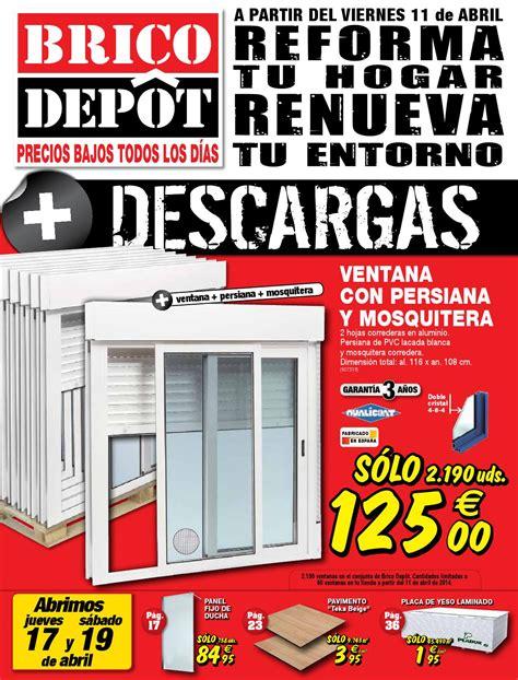 Bricodepot catalogue 11 24abril2014 by CatalogoPromociones