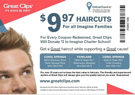 great clips coupons promo codes  brain turning