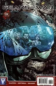 List Of Action Gears Of War 2008 2012 Dc Wildstorm Comic Books
