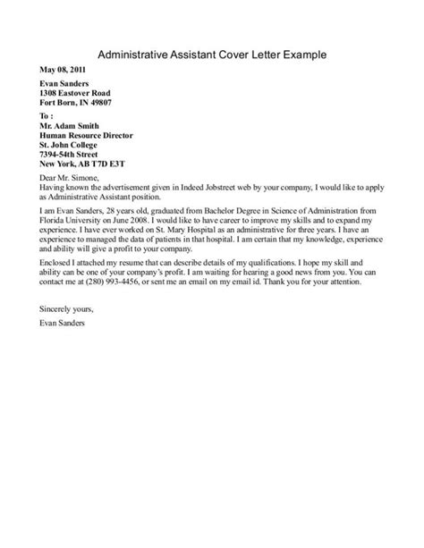 Cover Letter For Sales Assistant No Experience by Sle Cover Letter For Dental Assistant With No