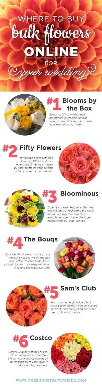 buy bulk flowers    wedding