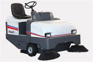 Commercial Floor Scrubbers Machines by Dulevo Ride On Sweepers And Scrubbers Industrial