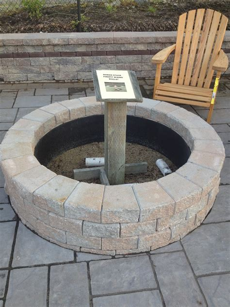 lowes outdoor pit new pit ideas lowes lowes pit ring awesome 7279