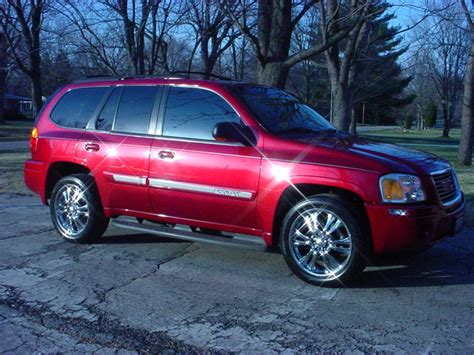 2005 Gmc Suv by 2005 Gmc Envoy Overview Cargurus