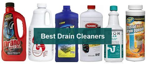 best sink drain cleaner 15 best drain cleaner reviews for toilets bathroom and