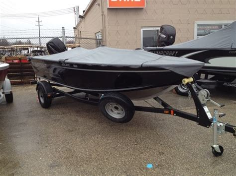 Aluminum Fishing Boats For Sale Manitoba by Alumacraft Escape 165 Tiller 2014 New Boat For Sale In