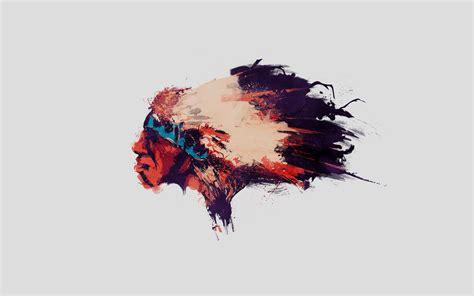 aj indian illust minimal art  garillu papersco