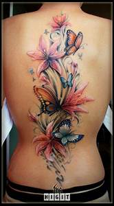 15 Latest 3D Butterfly Tattoo Designs You May Love ...