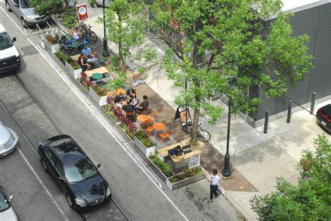 Kitchen Floor Ideas Pictures - pop up parklet shiftspace environment and experience design