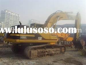 Cat 330bl Excavator Wiring Diagram